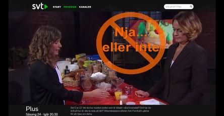 Ann Fernholm om socker