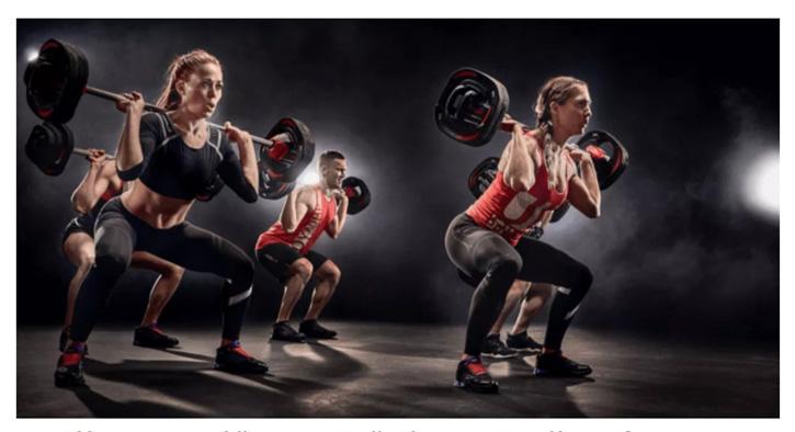 En analys av träningsformen Bodypump