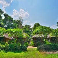 「ヴィラ デ パイ (Villa de Pai)」~パーイで最初に3泊した1泊千円ちょっと朝食付きのバンガローゲストハウス!!