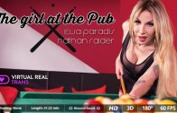 Virtualrealtrans presents Eva Paradis Nathan Raider in The girl at the pub