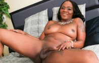 Black-tgirls – Horny Drea Cums!