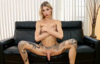 TS Casting Couch – Stunning Luna Love!