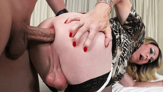 Becoming Femme – Vanessa Carmichael – Job Interview Leads To Some Intense Sex