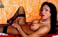 Brazilian-transsexuals – Lingerie Lover Luciana Remastered