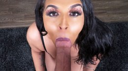 TS POV – Elle Edwards – Curvy Trans Amateur Knows Just What To Do