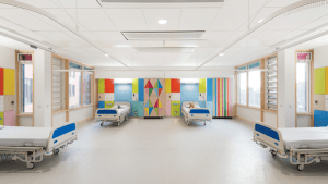Which ceiling is best suitable for a hospital? Features and Benefits.
