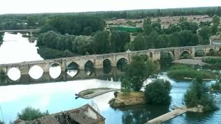 El río es el Duero, no seáis bestias