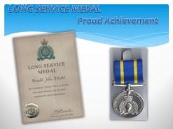 My Long Service Medal