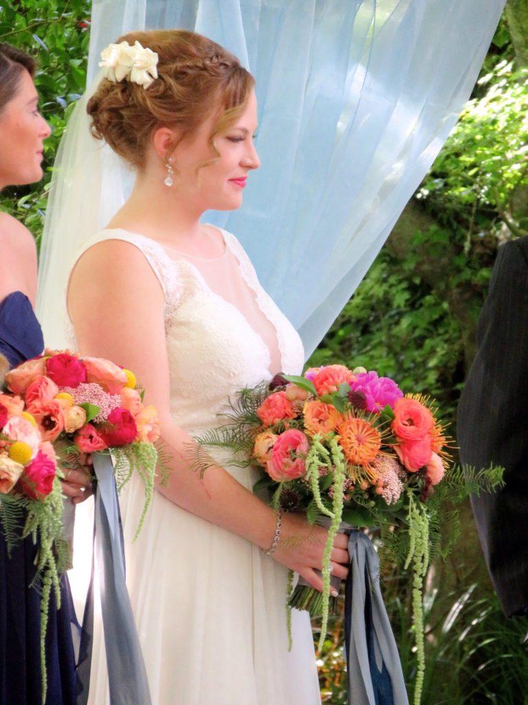 Our pretty Bride Opal.