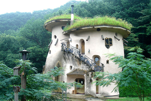 16 Of The Most Magical Houses Around The World. #11 Is ... on Modern:szae7Exnfpq= Amazing Houses  id=11149