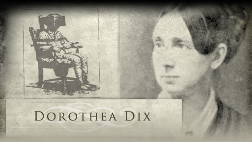 Image result for Dorothea Dix Mentally Ill