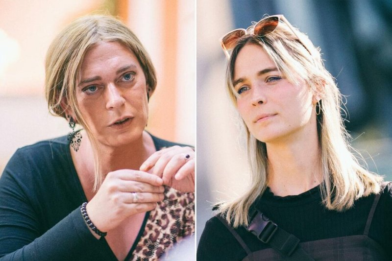 Tessa Ganserer y Nyke Slawik