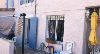 charmante maison de ville Marseille 16eme