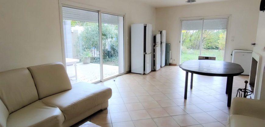 Villa meublée T6 130m²/2000m² AIX LES PLATANES