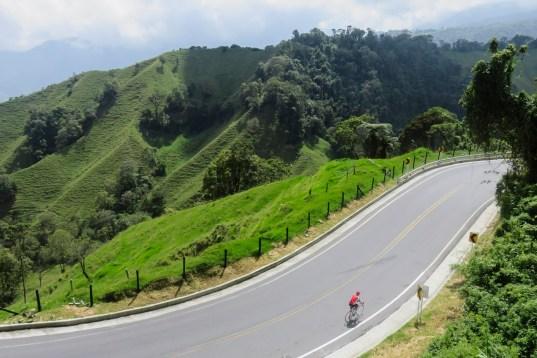 Sur les routes de Colombie
