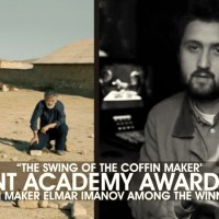 "Student Academy Award for director Elmar Imanov: ""The Swing of the Coffin Maker"" [""Die Schaukel des Sargmachers""]"