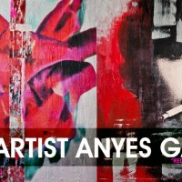Visual Artist Anyes Galleani - Born in Italy, working in Los Angeles...