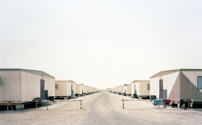 "Ras Laffan - Excerpt from ""Closed Cities"" by Gregor Sailer."