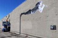 """""""Flying Morrison"""" by Jim Coke."""