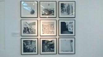 Photographer Elmar Schmidt's rather artistic approach of capturing the deconstruction work.