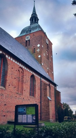 Built around 1250 and named after the patron saint of the seafarers: St. Nikolai in the town of Burg.