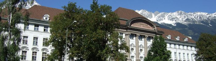 University of Innsbruck (© wikimedia.org/GeorgHH/cc)