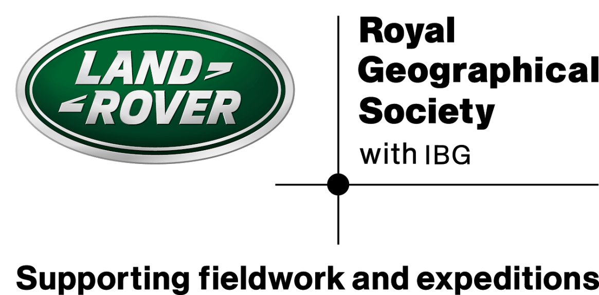 The Land Rover Bursary with the Royal Geographical Society