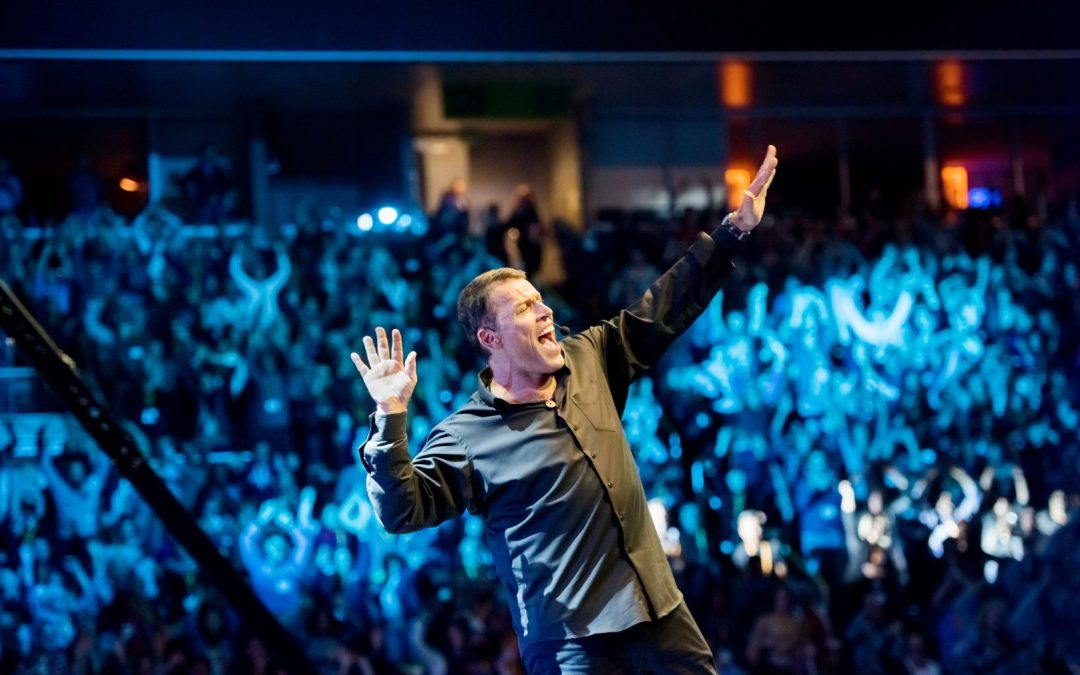 3 Things I Learned At The Tony Robbins UPW Event