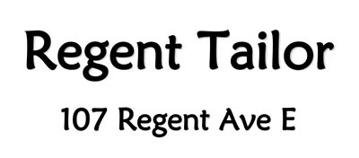 Regent Tailor