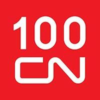 CN Rail 100 Anniversary