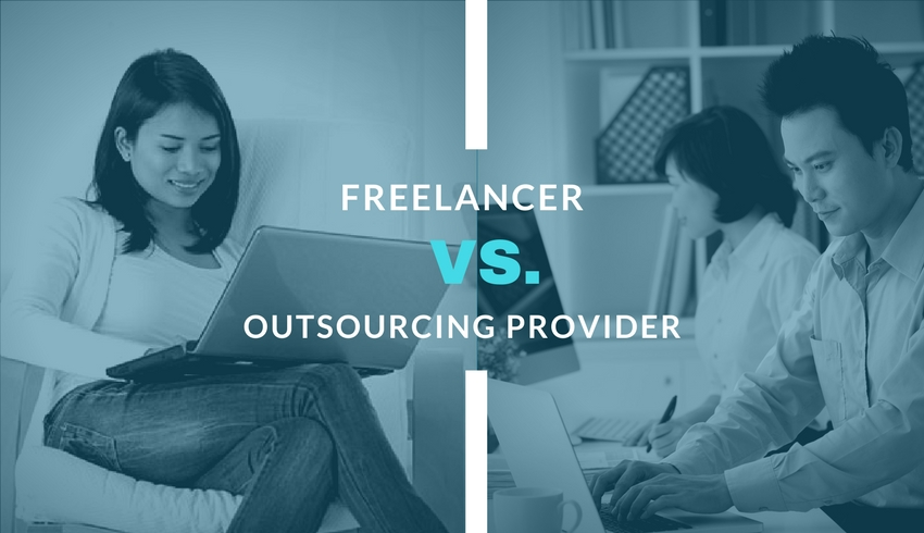outsourcing provider small business