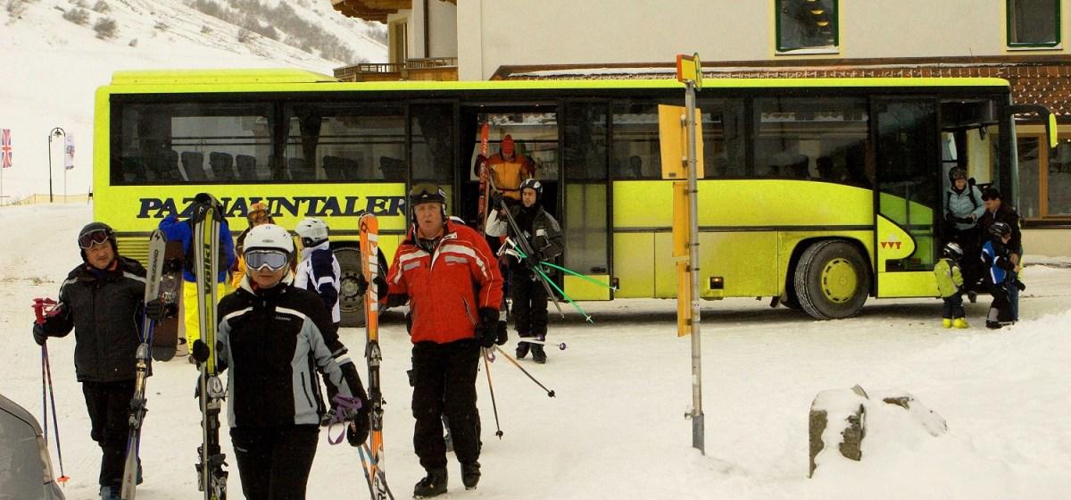 AVTOBUS DO GORNOLYZHNOGO KURORTA DOMBAJ - Как добраться до горнолыжного курорта Домбай?