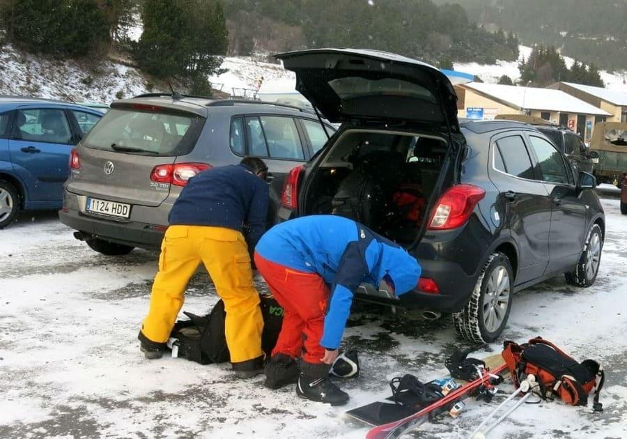 Ski 2 - Как добраться до горнолыжного курорта Домбай?