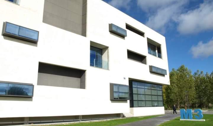 Edificio M3 del Parque Científico.