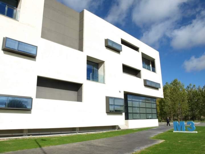 Edificio M3 del Parque Científico donde está ubicada BEONPRICE