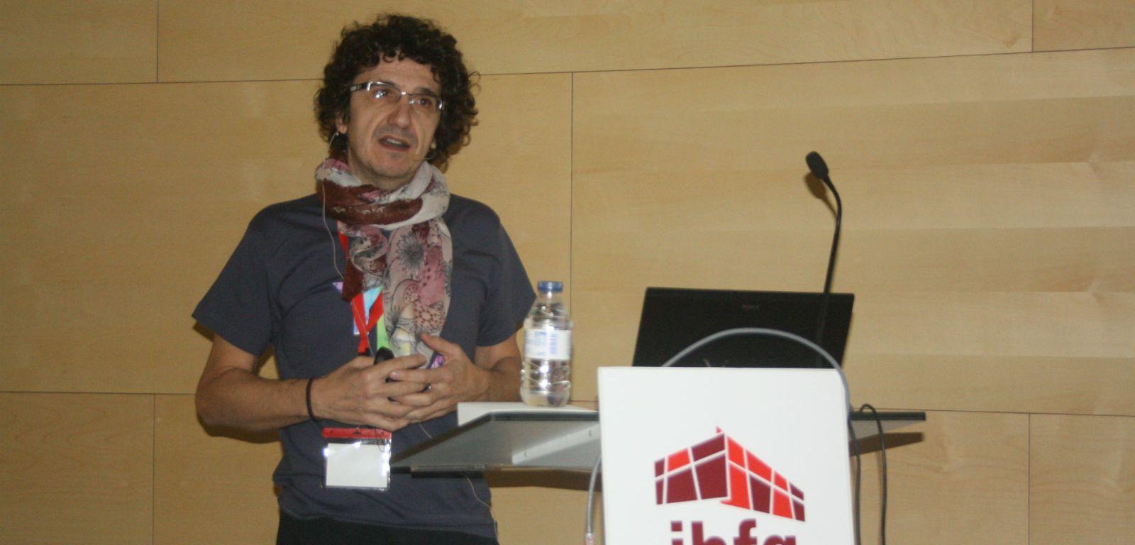 Marcos Malumbres, investigador del CNIO
