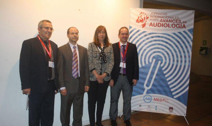 Jornadas Audiología