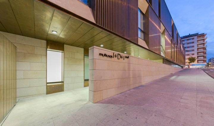 Edificio I+D+i de la USAL
