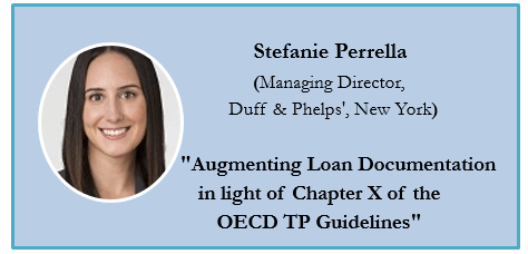 Augmenting Loan Documentation in light of Chapter X of the OECD TP Guidelines