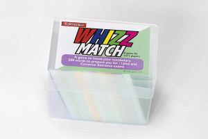 Whizz match synonyms word meanings transfer test tips