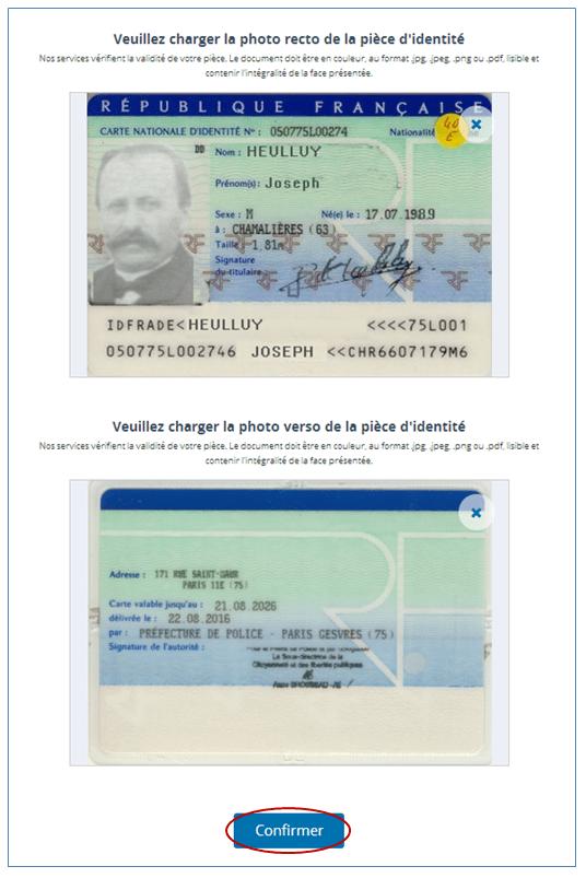 signer un document avec verification d