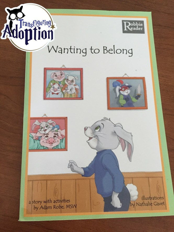 Wanting to Belong Robbie Reader