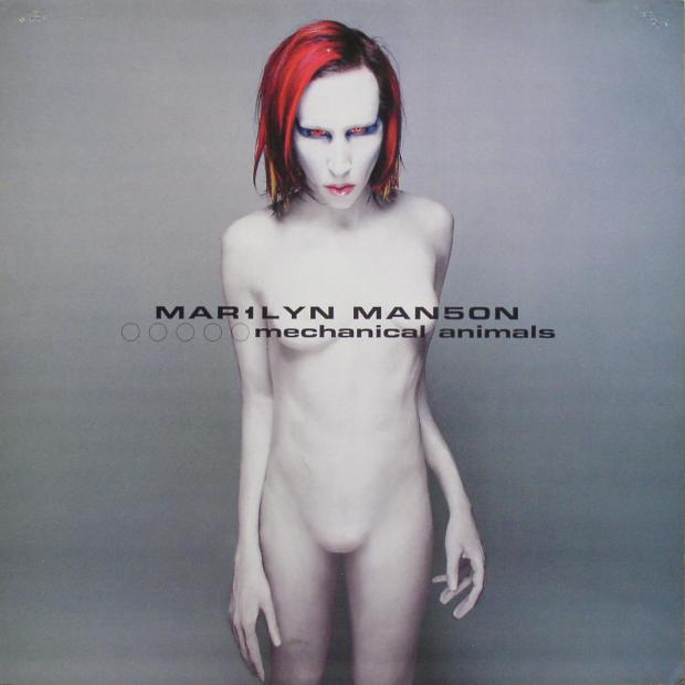 "Marilyn Manson - ""Mechanical Animals"""