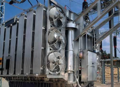 Manutenção preventiva em transformadores