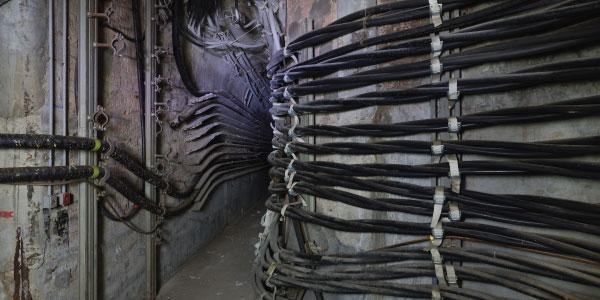 Série Cases – Troca de cabos subterrâneos de entrada