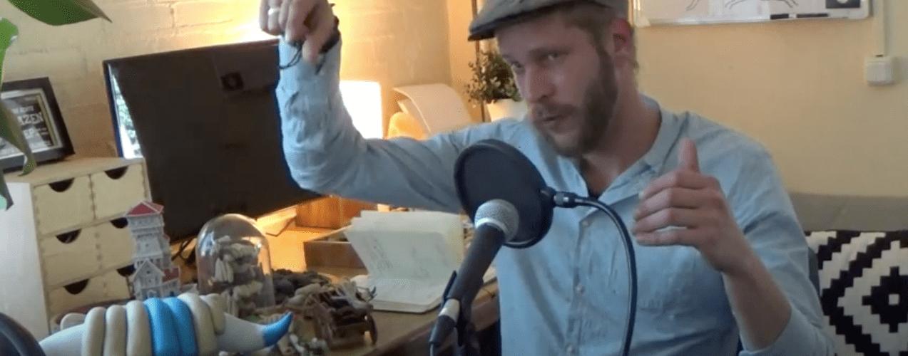 het inspirerende verhaal van een kleikunstenaar martin pottjewijd transformatie podcast