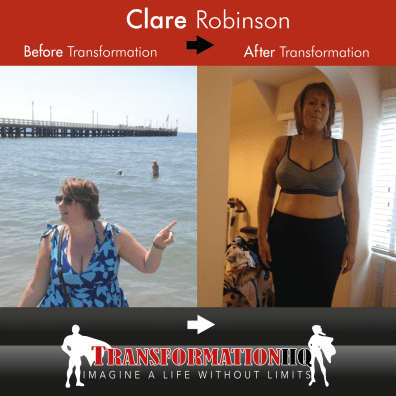Clare Robinson TransformationHQ Before and After 1500