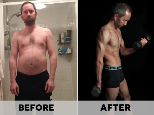 Ripped & Jacked Before & After1