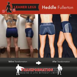 HQ Leaner Legs 1000 Heddle Fullerton