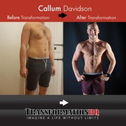 Transformation HQ Before & After 1000 Callum Davidson